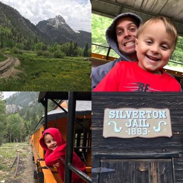 Durango to Silverton!